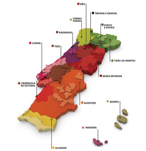 Portugalia wino