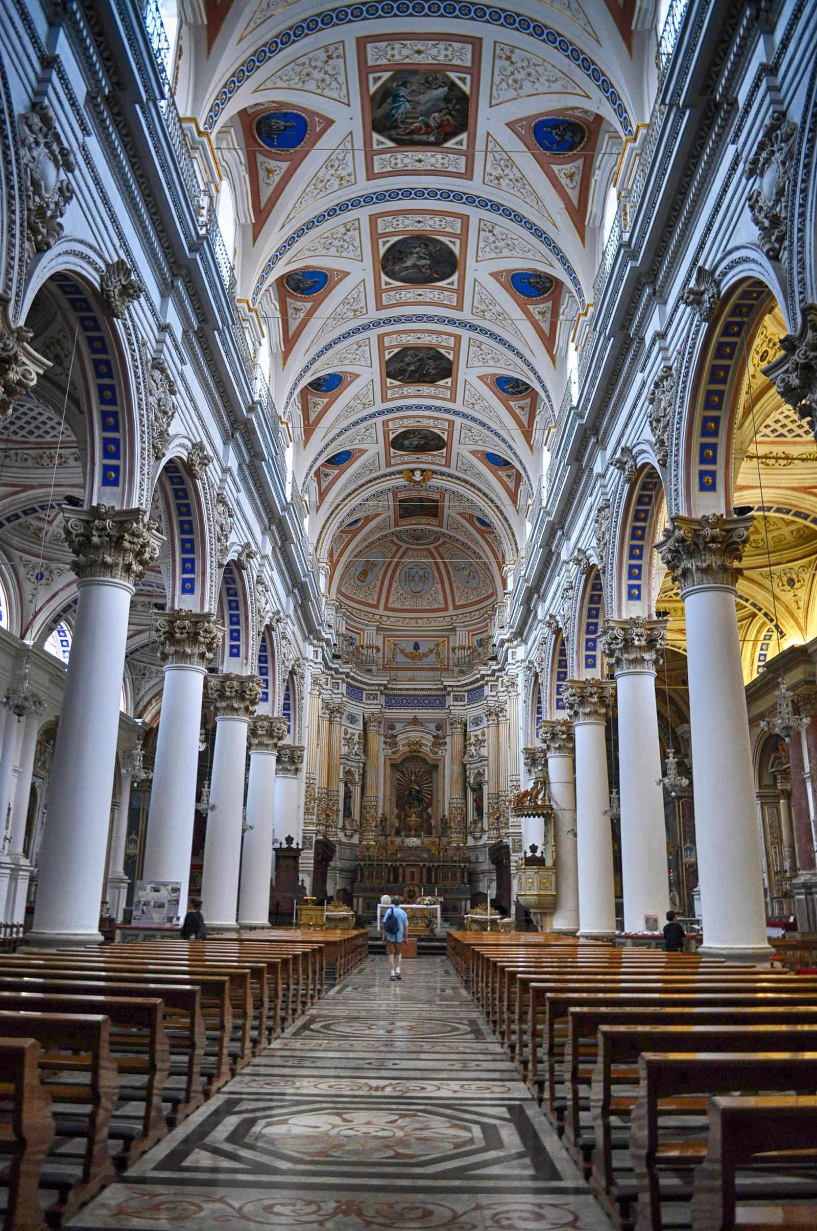 katedra Modica