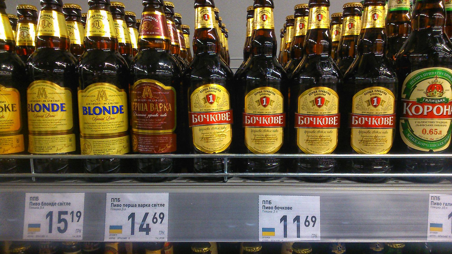 kijów ceny