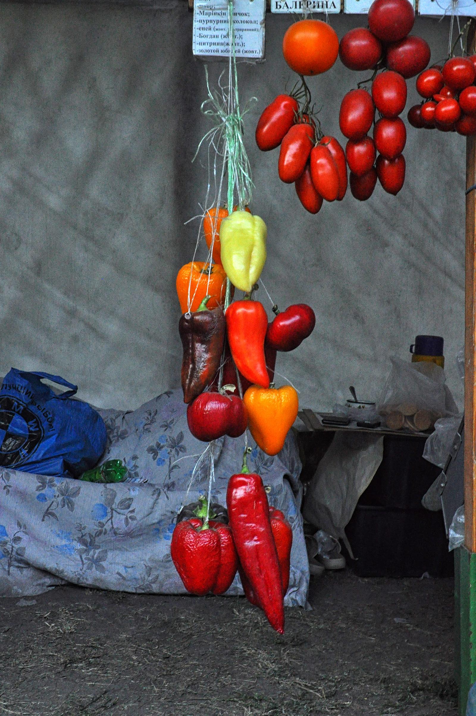 bazary w kijowie