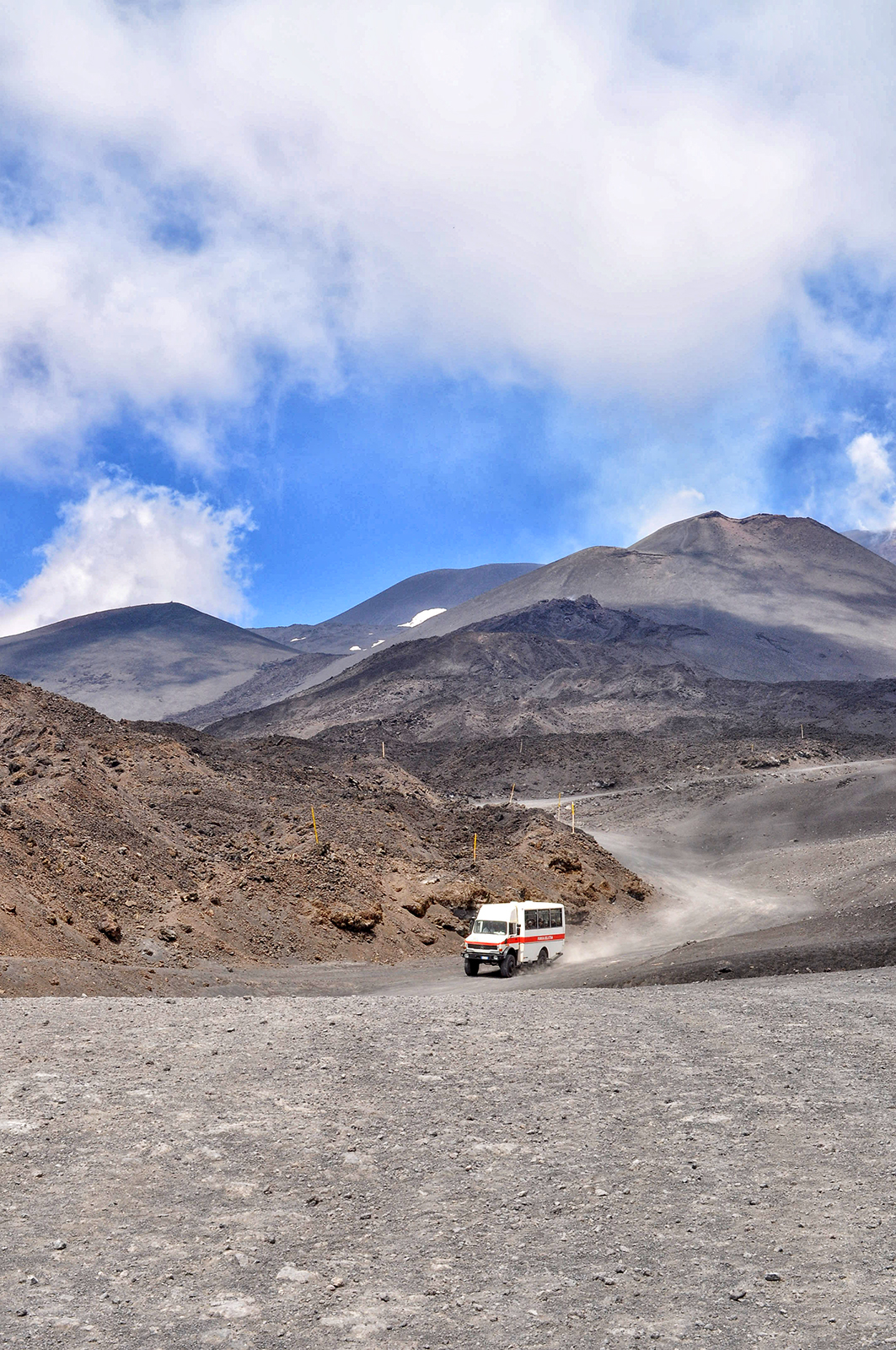 Etna wycieczka