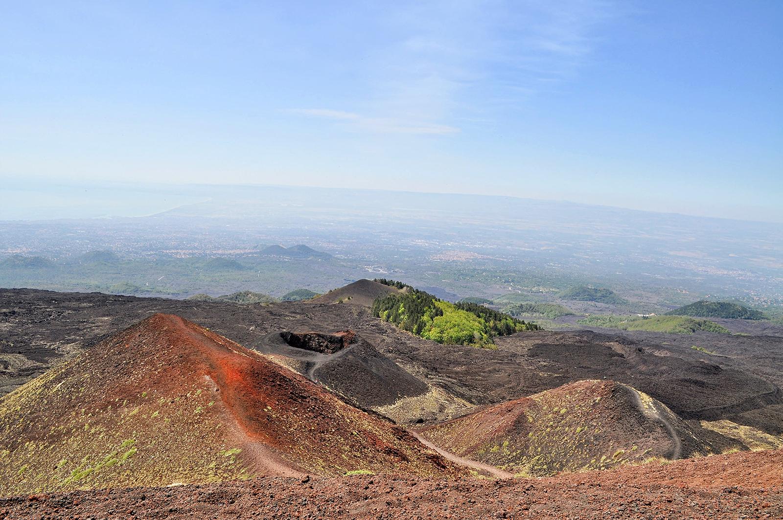Sycylia Etna jak dojechać