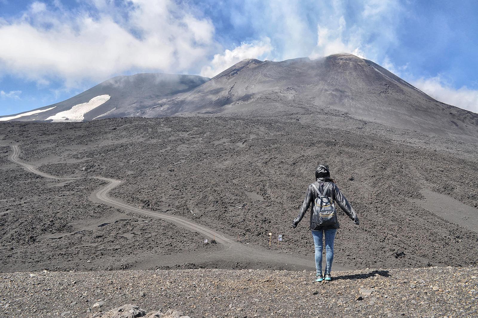 Sycylia Etna dojazd