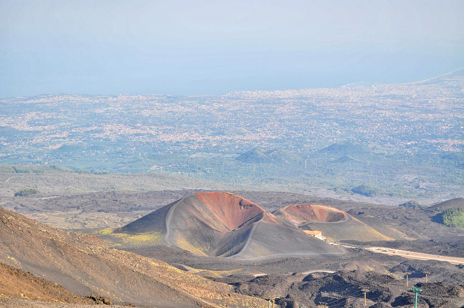 Etna bez przewodnika
