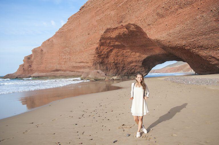 maroko plaże