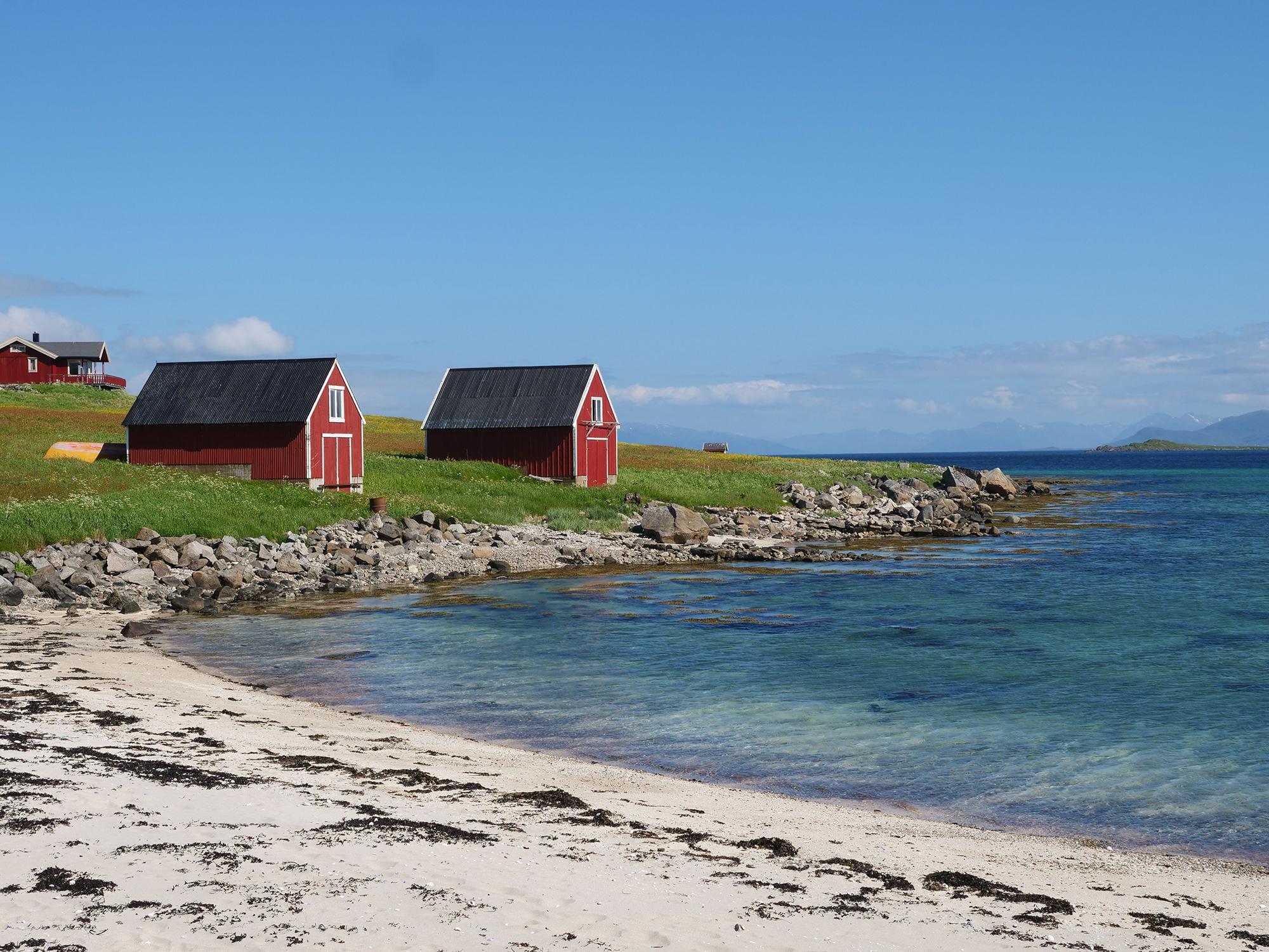 norwegia poza szlakiem
