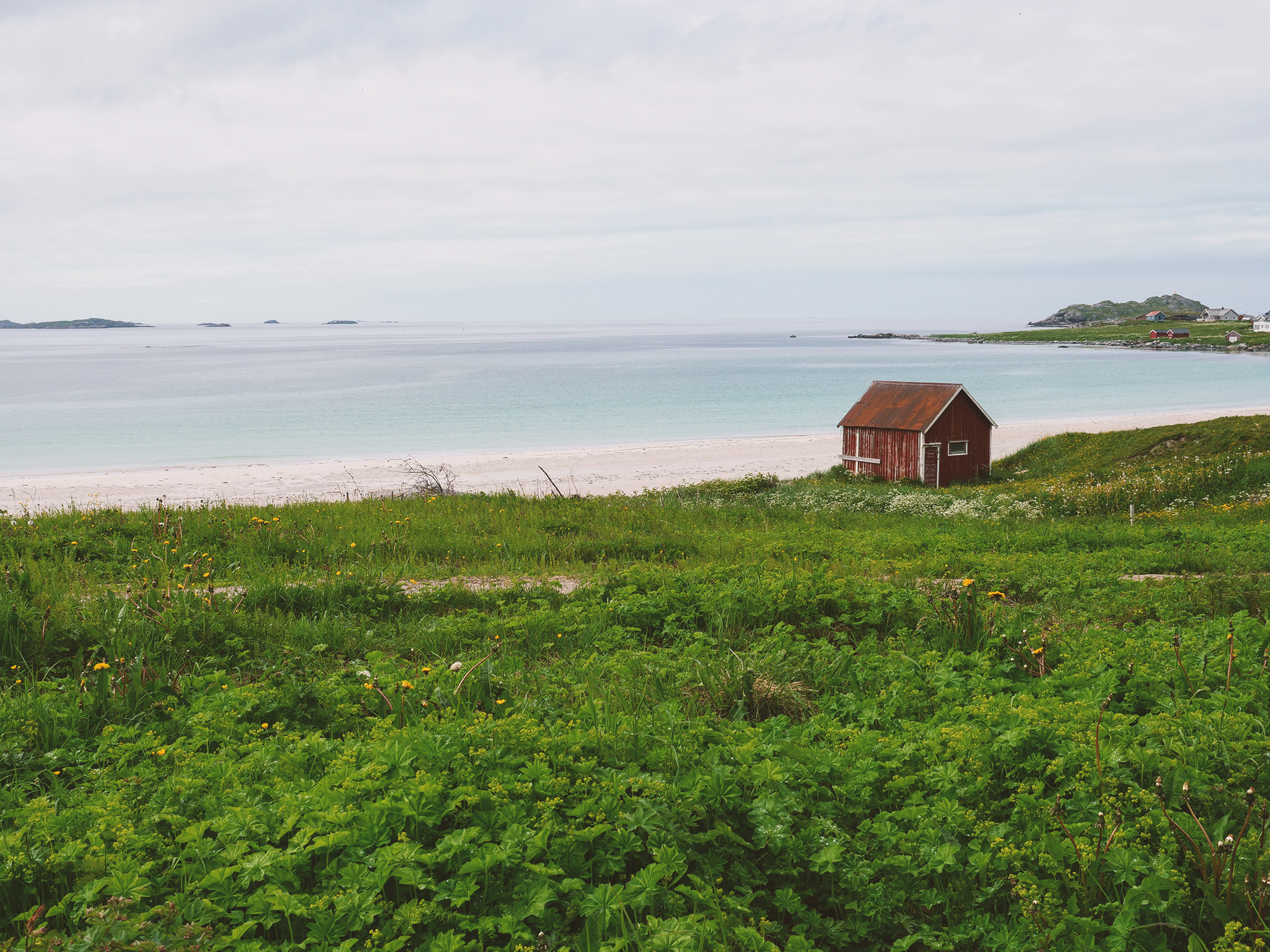lofoty plaża ramberg