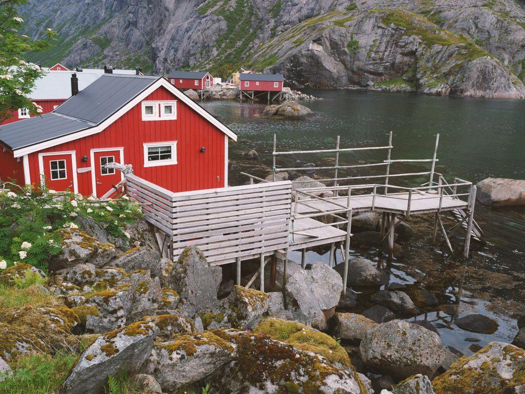 lofoty nusfjord