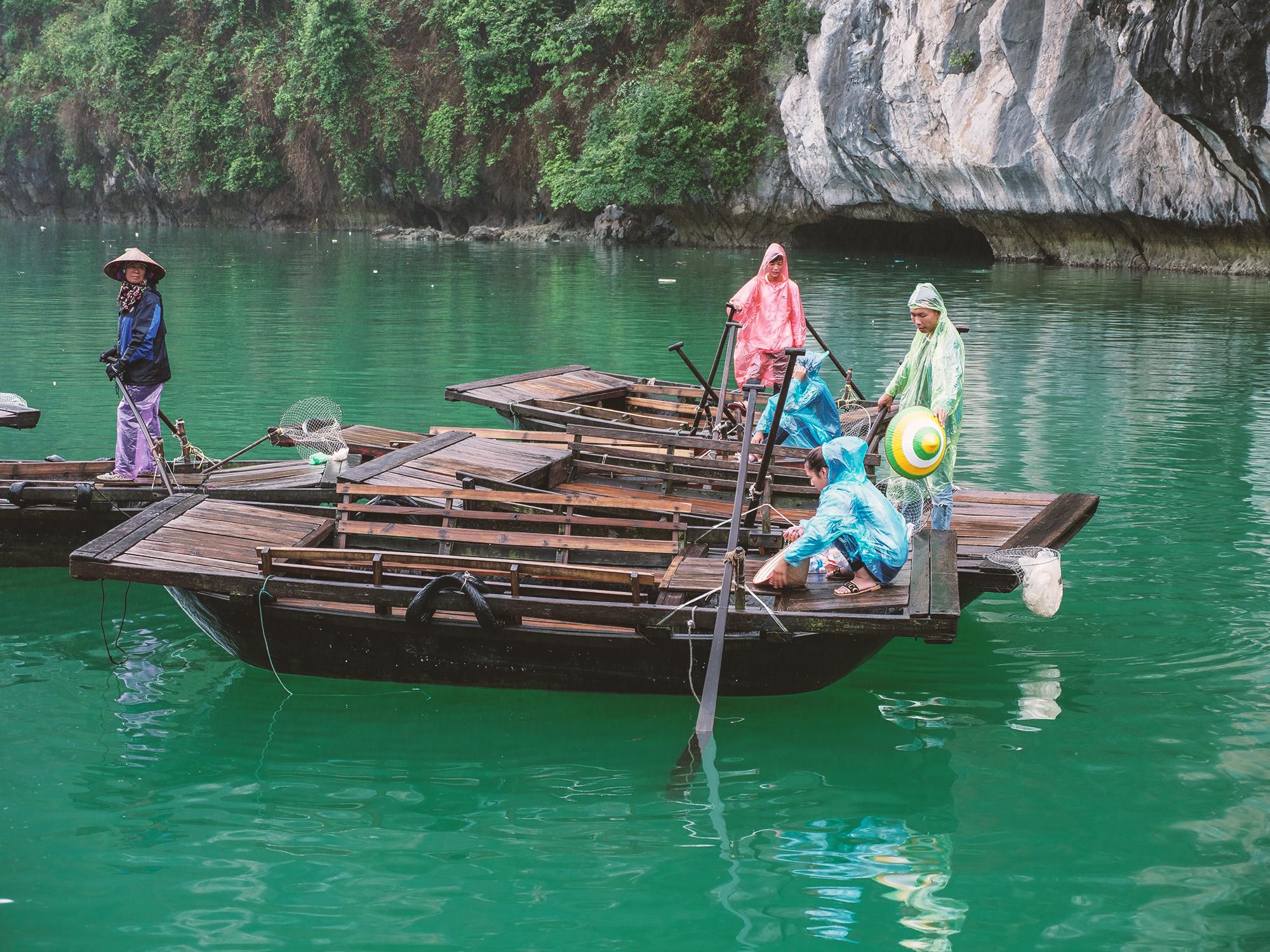 wodne wioski wietnam