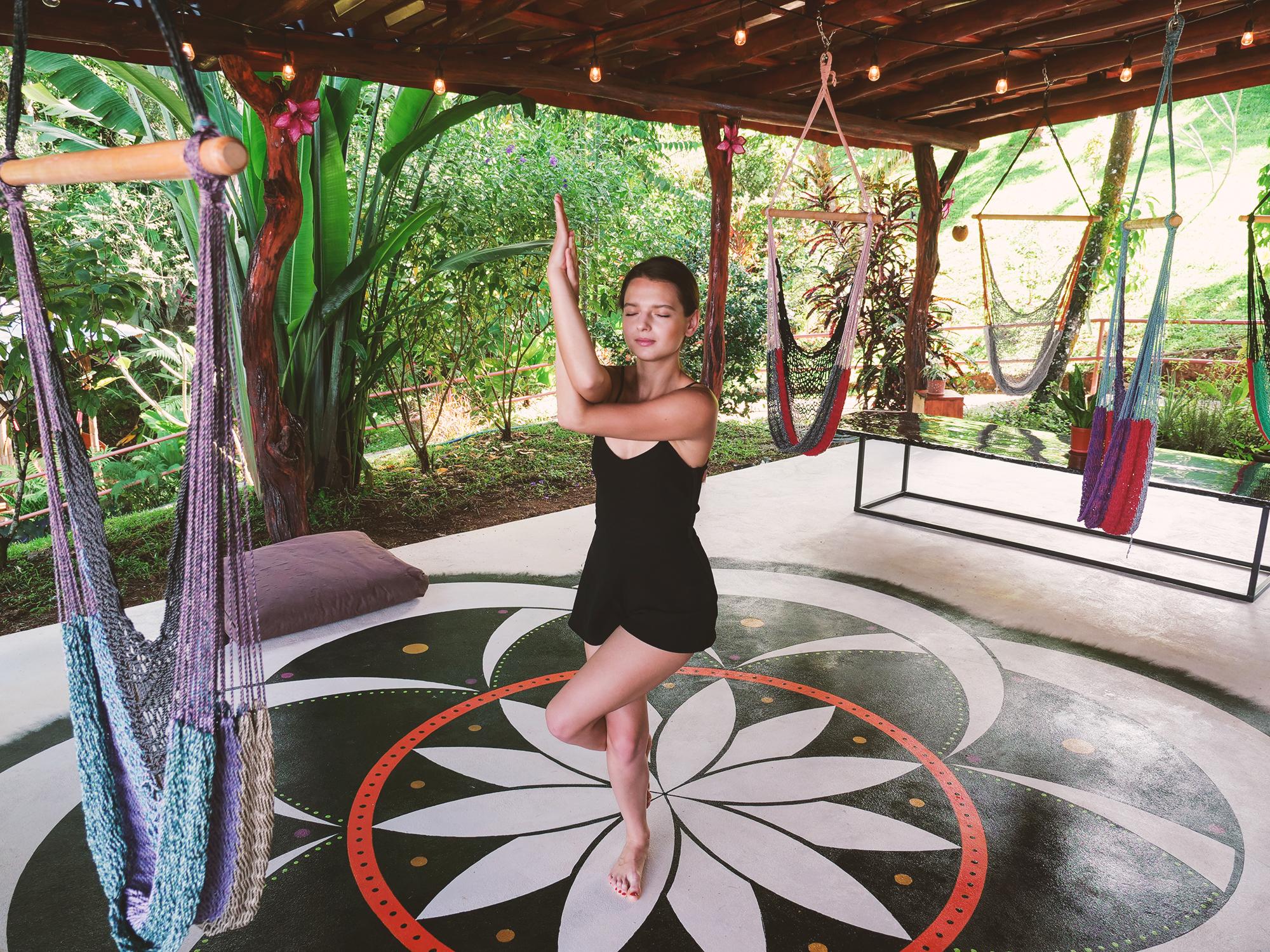 kostaryka joga