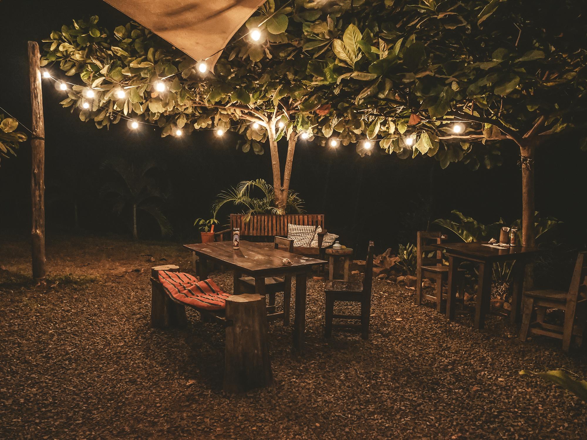 kostaryka kempingi