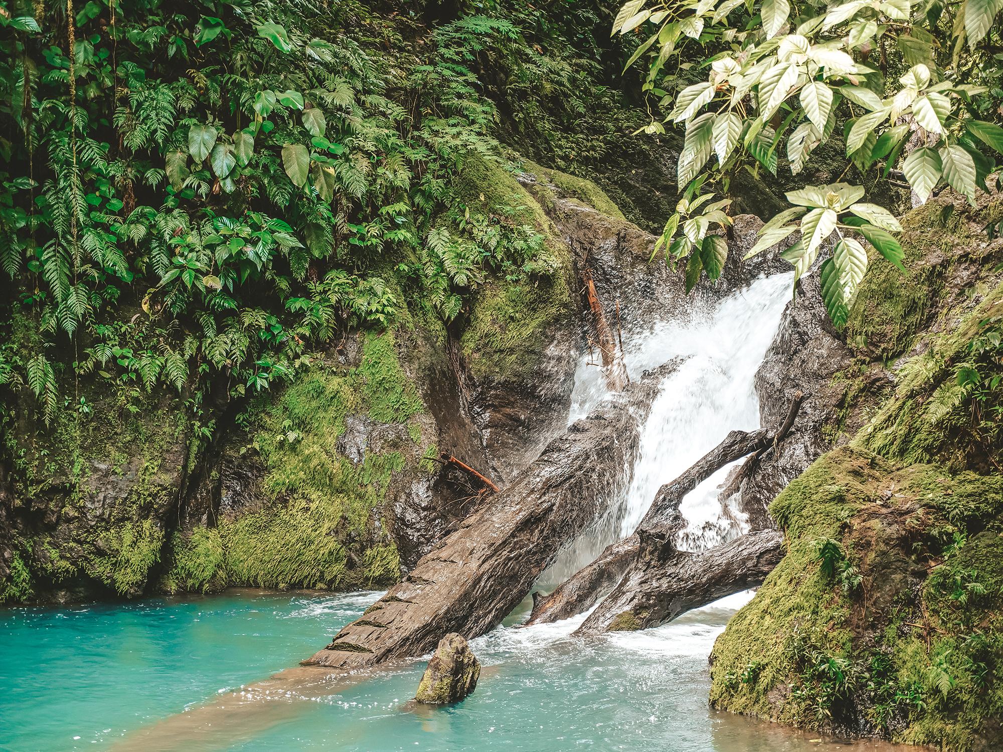kostaryka wybrzeże pacyfiku