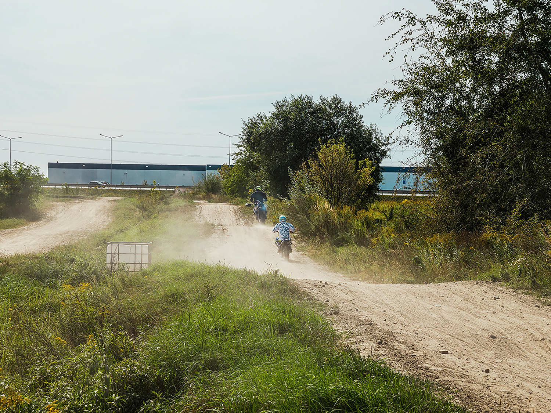 tor motocyklowy warszawa