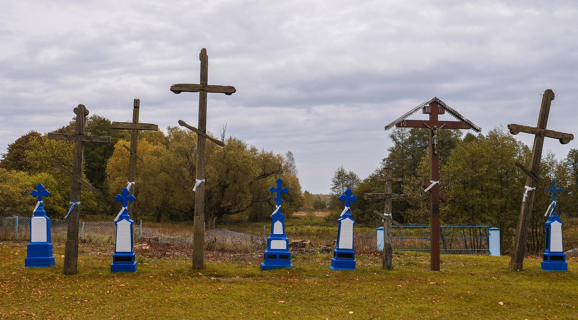 podlasie kolorowe cerkwie