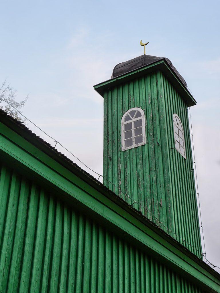 meczet tatarski kruszyniany