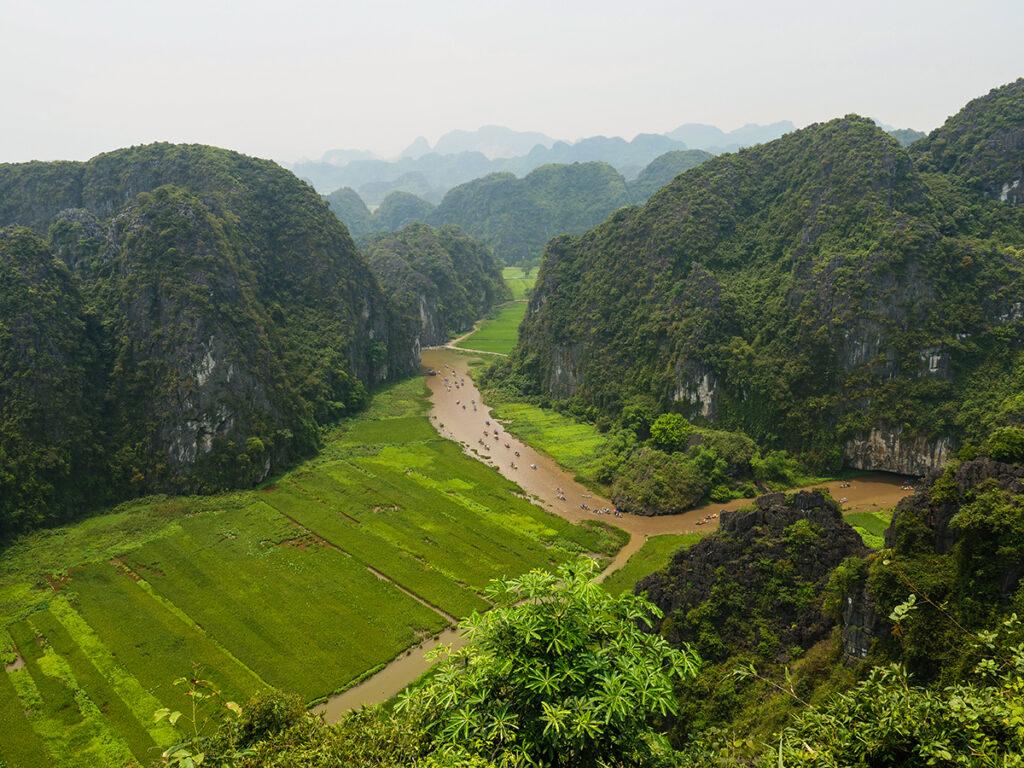 wietnam ninh binh koszty życia