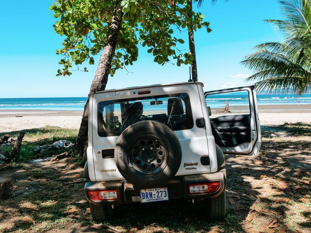 ceny podróży do kostaryki