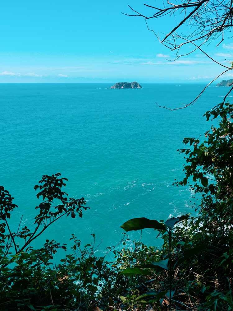 kostaryka plaże manuel antonio