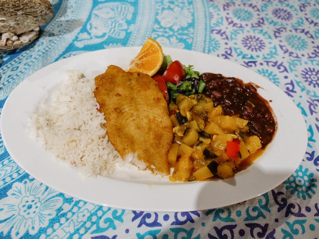 kostaryka restauracje ceny