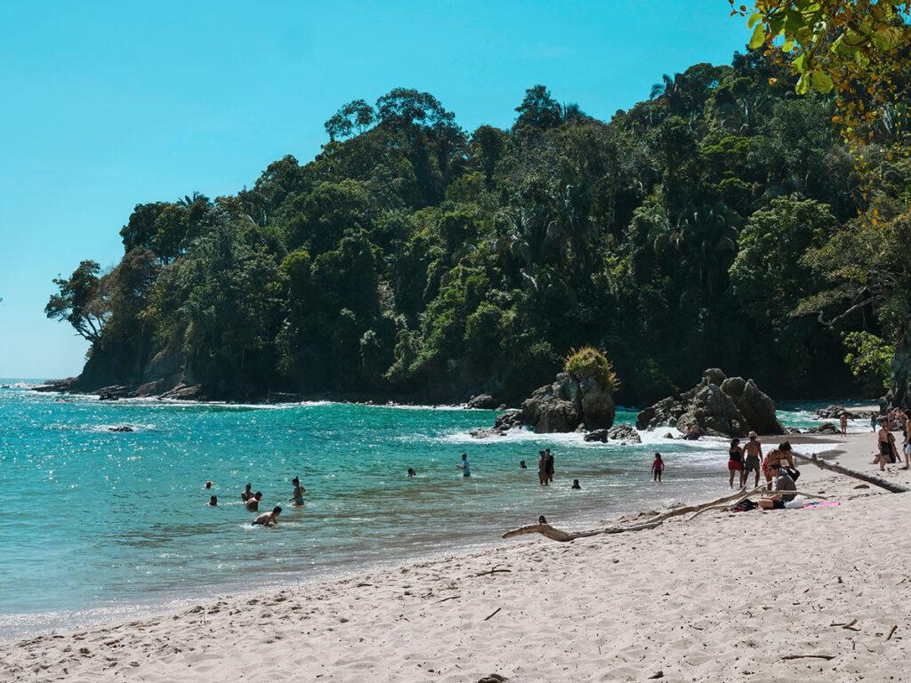 plaże kostaryka