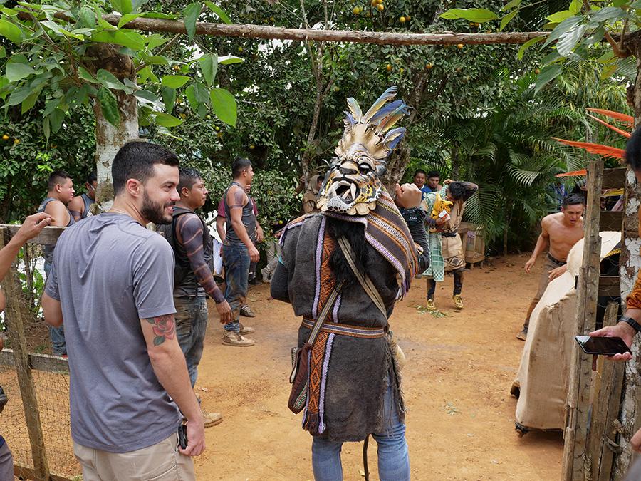 wioski indian kostaryka