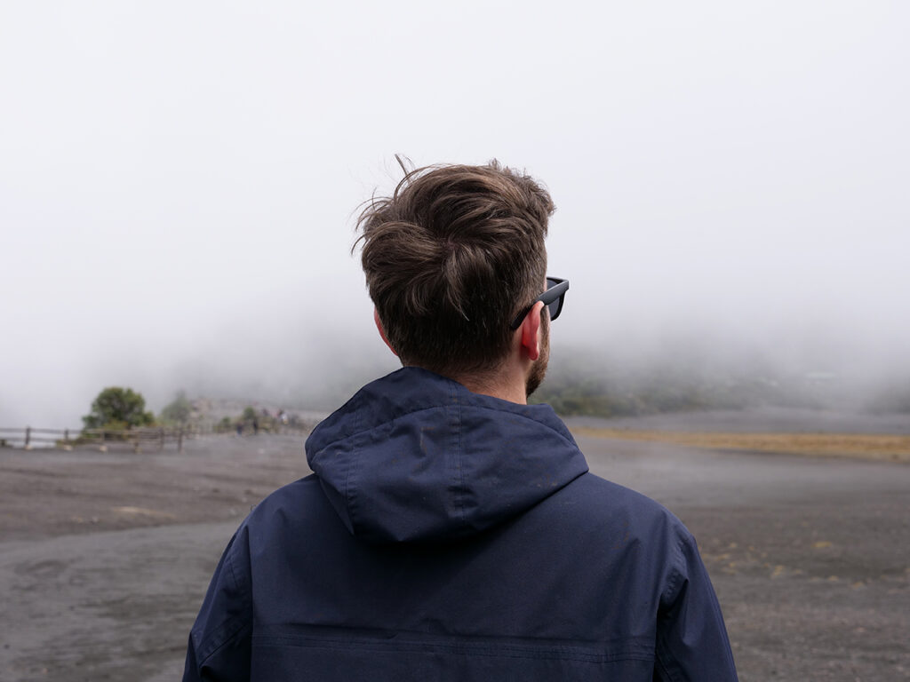 wulkan irazu kostaryka