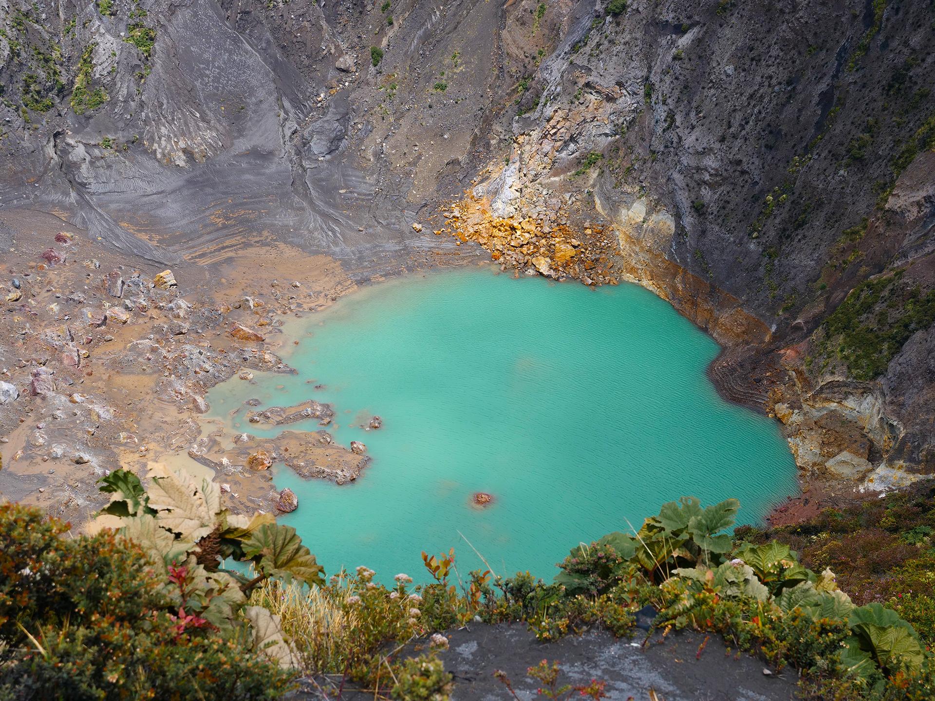 wulkan Irazu