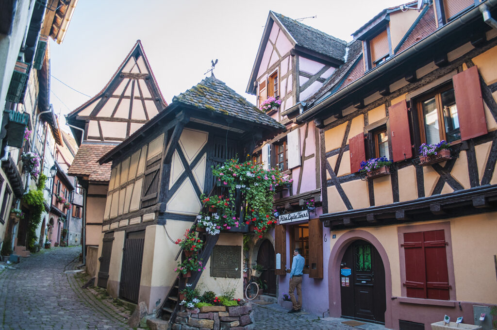 Francja blog podróżniczy