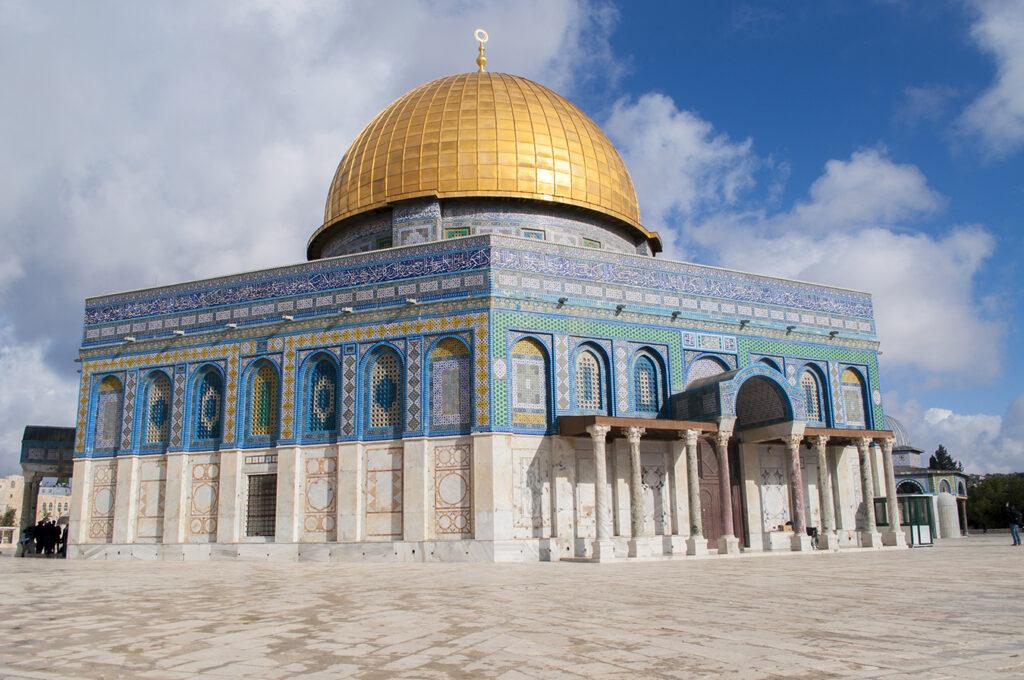 Izrael blog podróżniczy