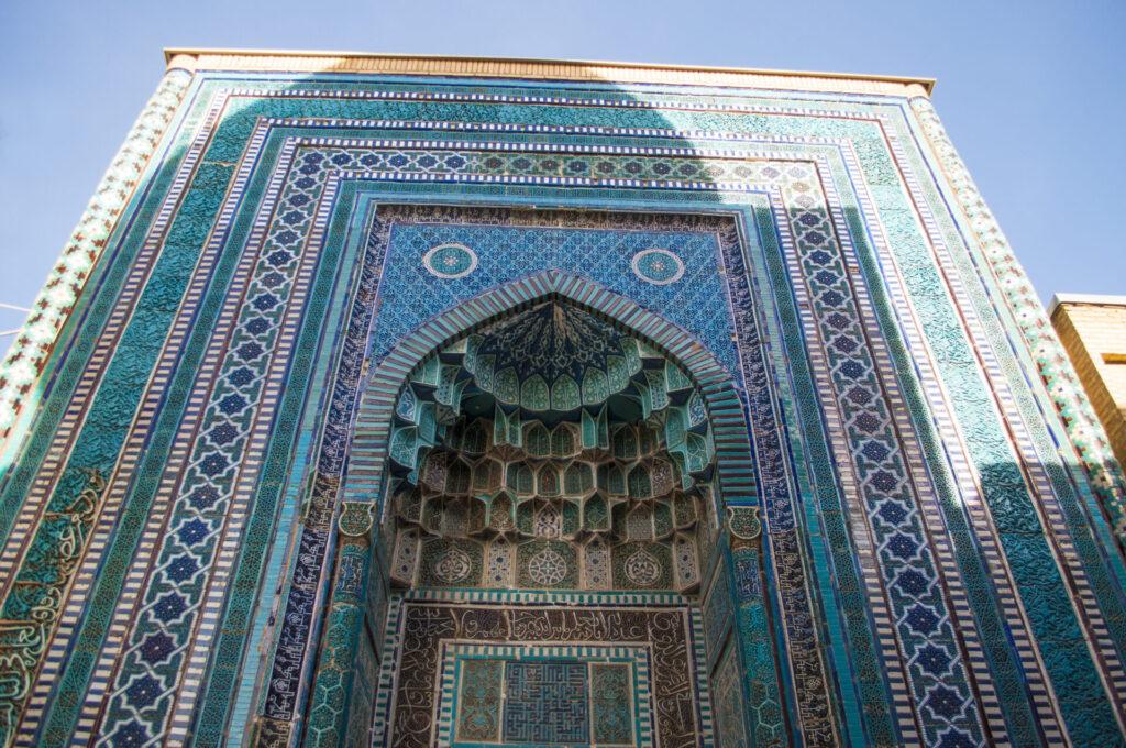 Uzbekistan blog podróżniczy