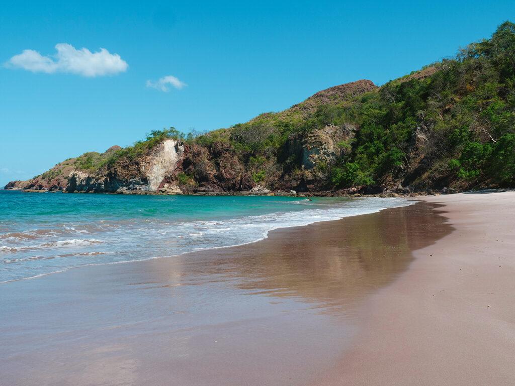 kostaryka pacyfik plaże