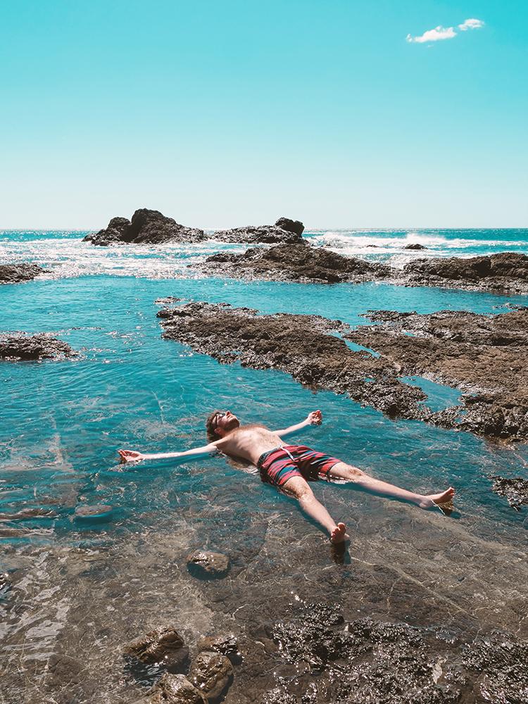 kostaryka wybrzeze pacyfiku
