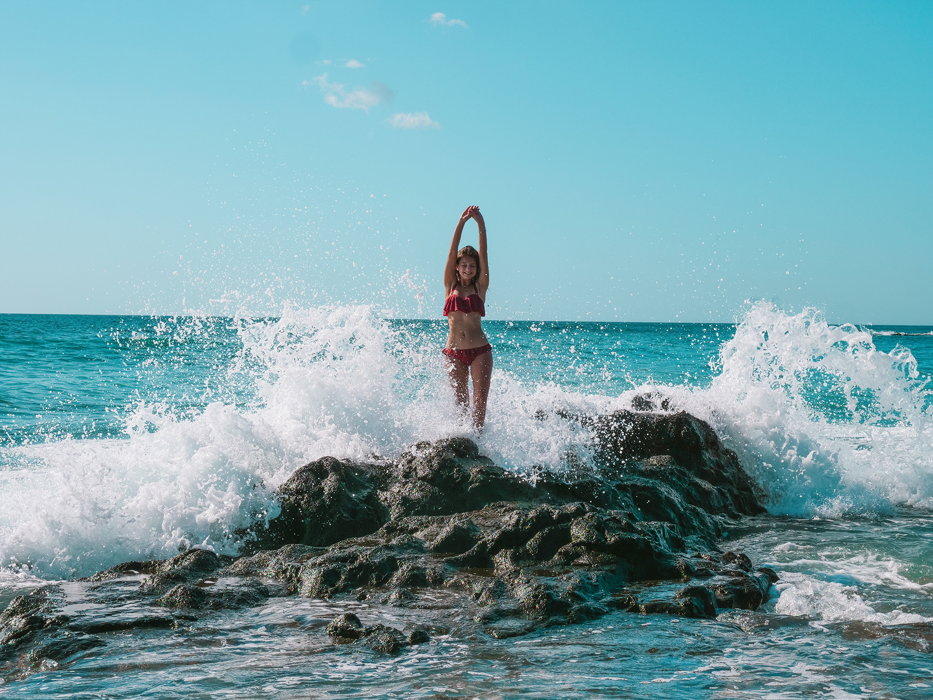 kostaryka plaże blog podróżniczy