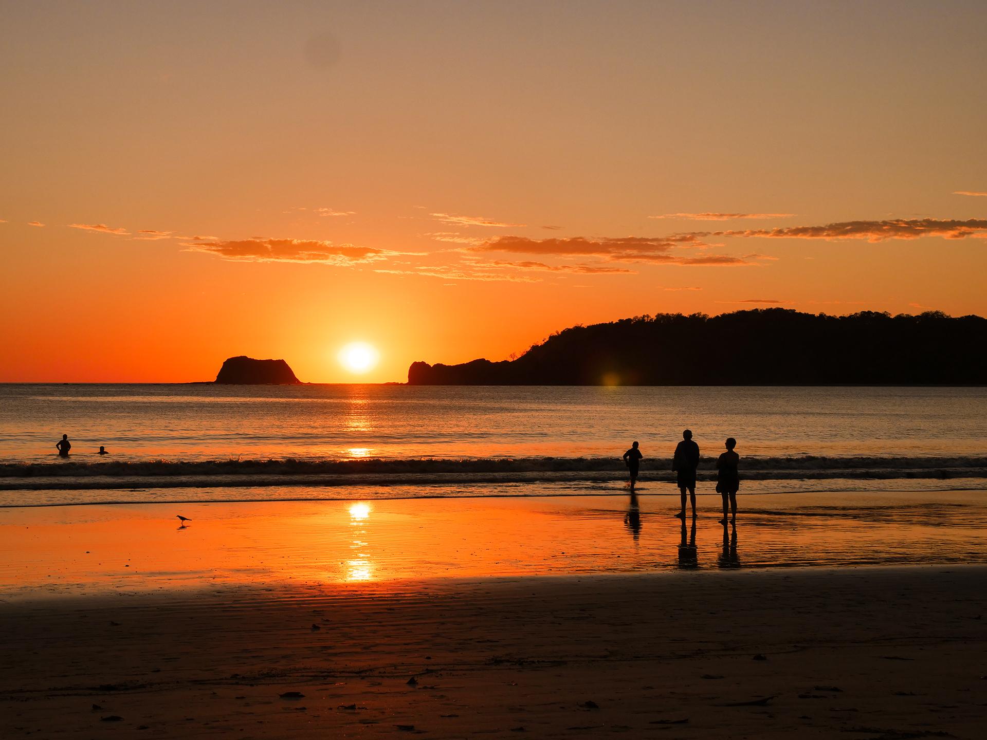 kostaryka plaże