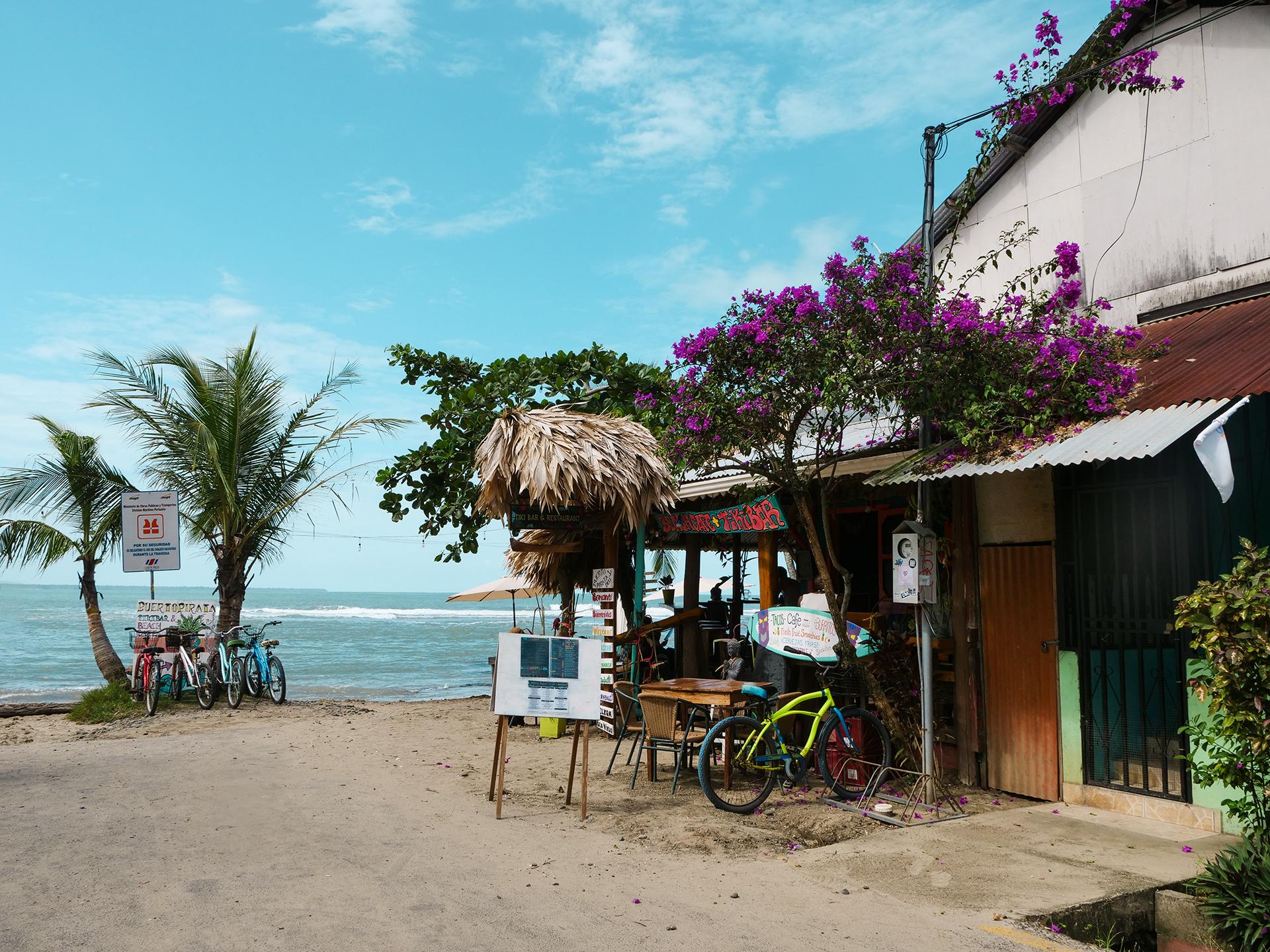 kostaryka wybrzeże karaibów