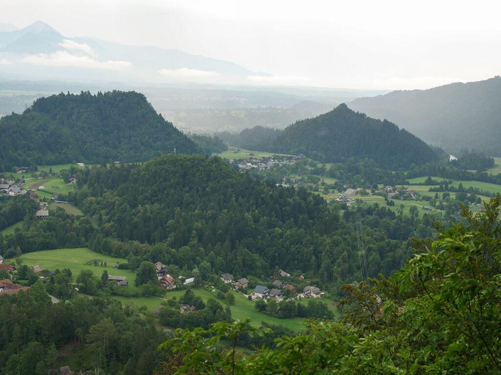 słowenia jezioro bled atrakcje