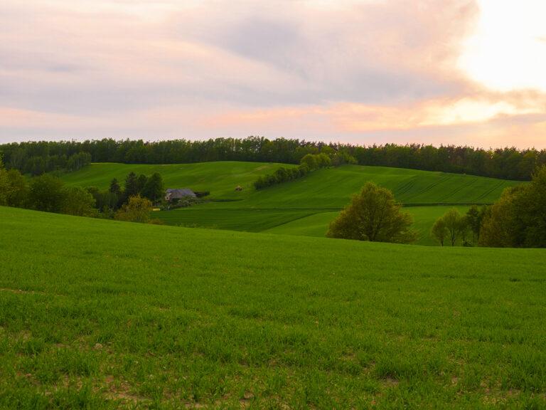 wzgórza dylewskie