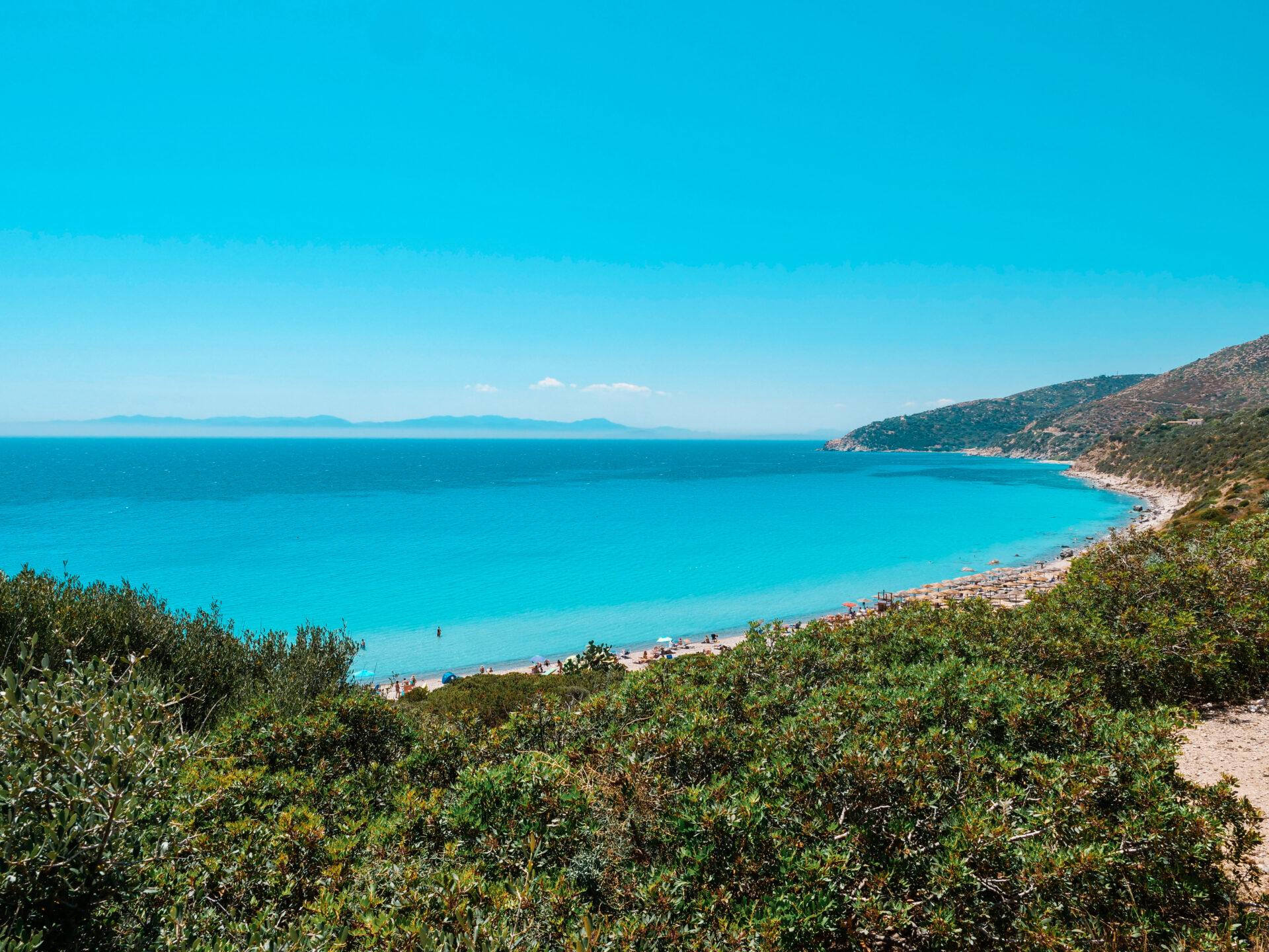 plaże blisko Cagliari
