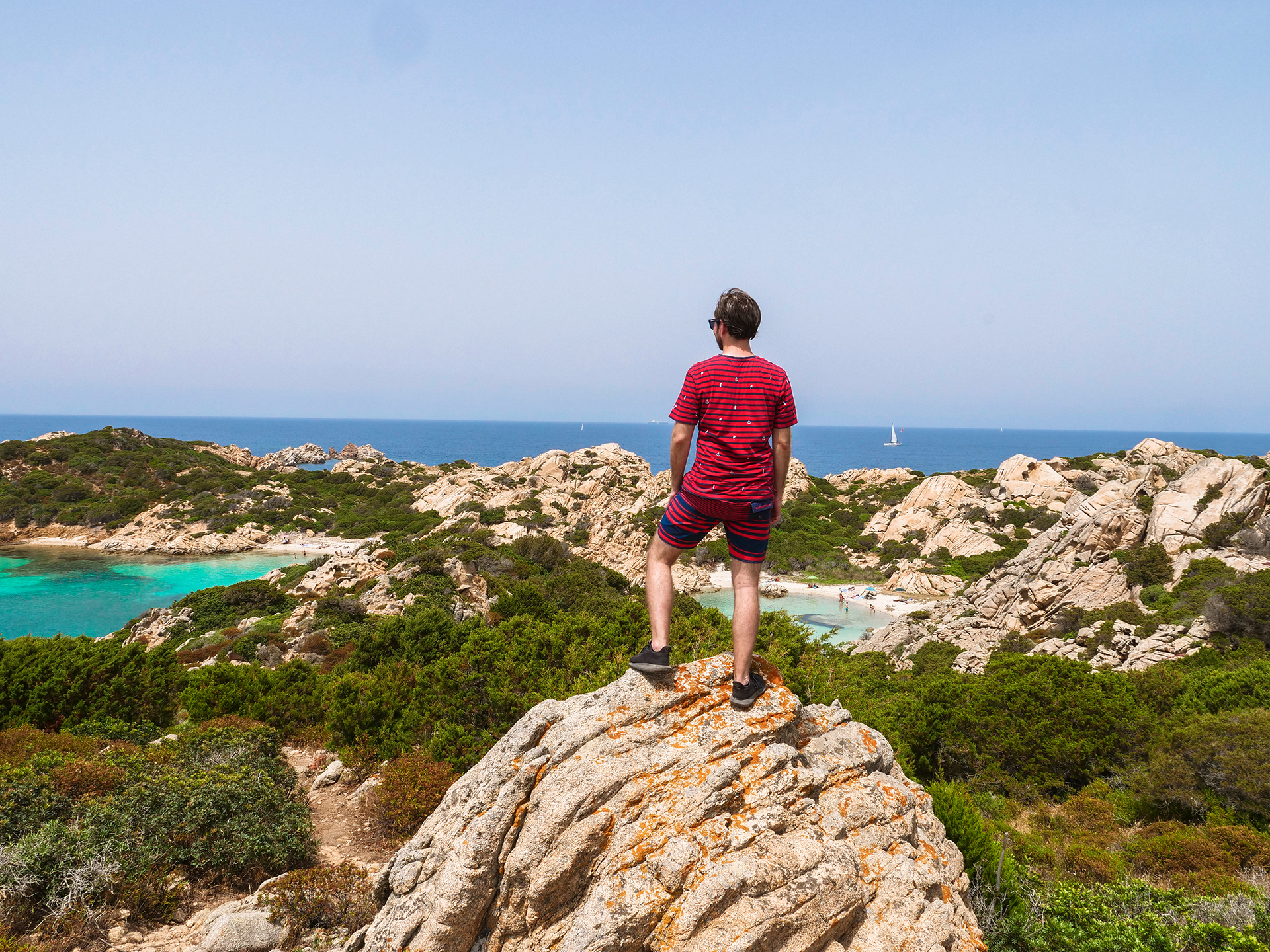 wyspa Caprera Sardynia