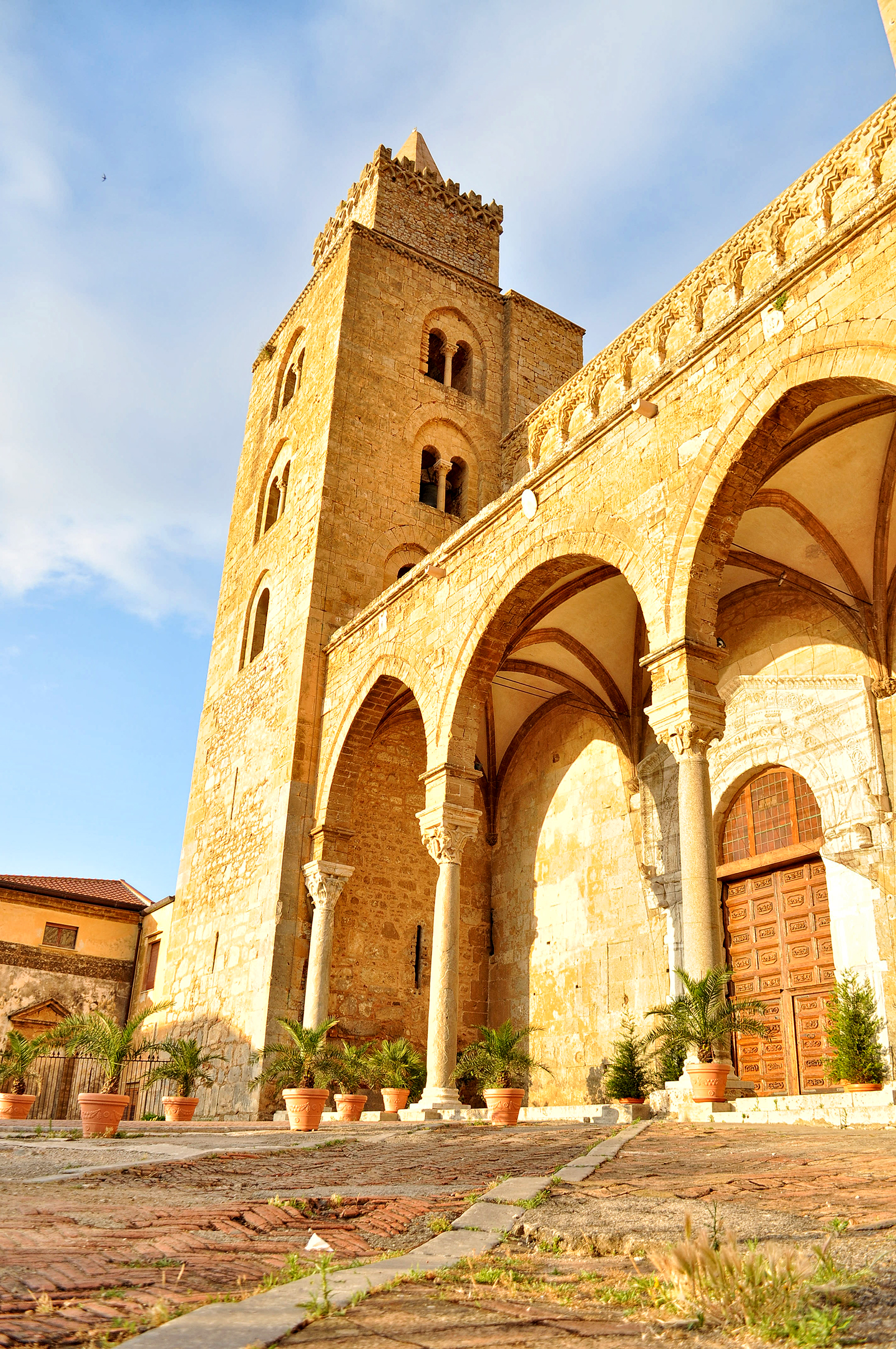 Cefalu katedra