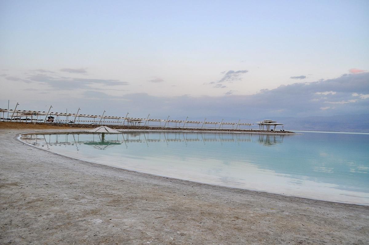Morze Martwe blog podróżniczy