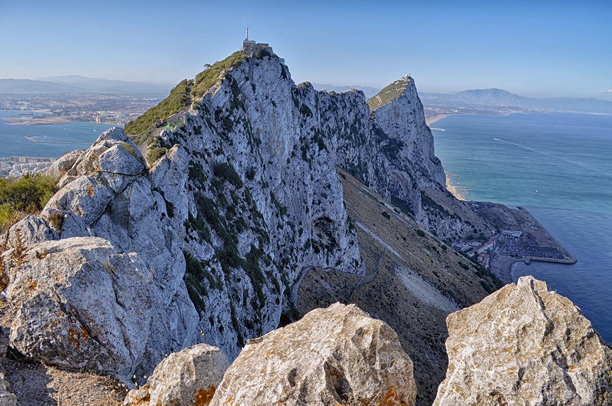 gibraltar blog podróżniczy