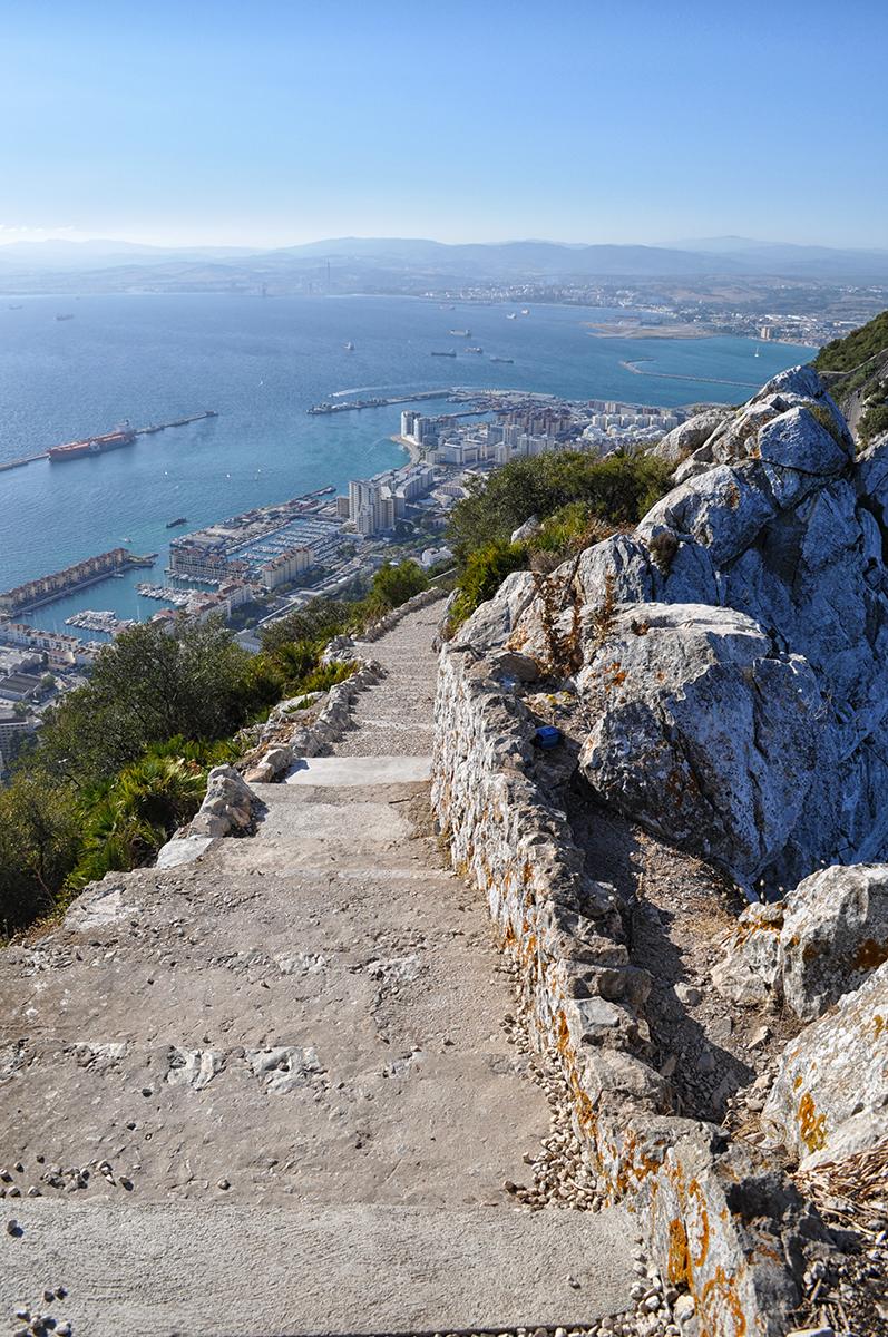 Gibraltar atrakcje