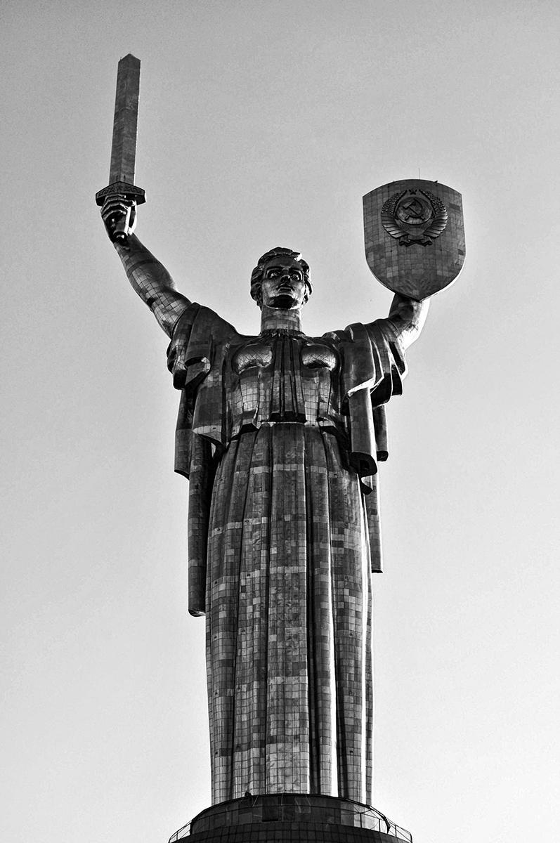 pomnik batkiwszczyna maty