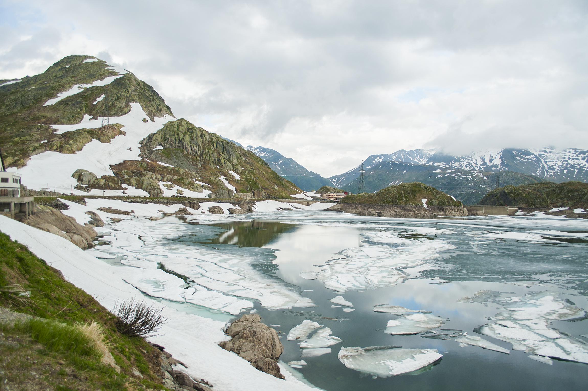 szwajcaria trasy widokowe