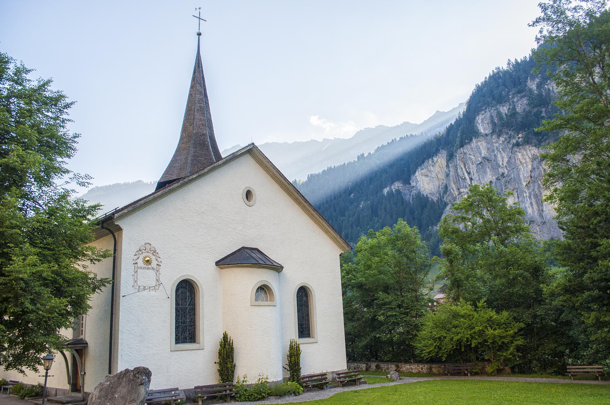 najpiękniejsze miejsca w szwajcarii