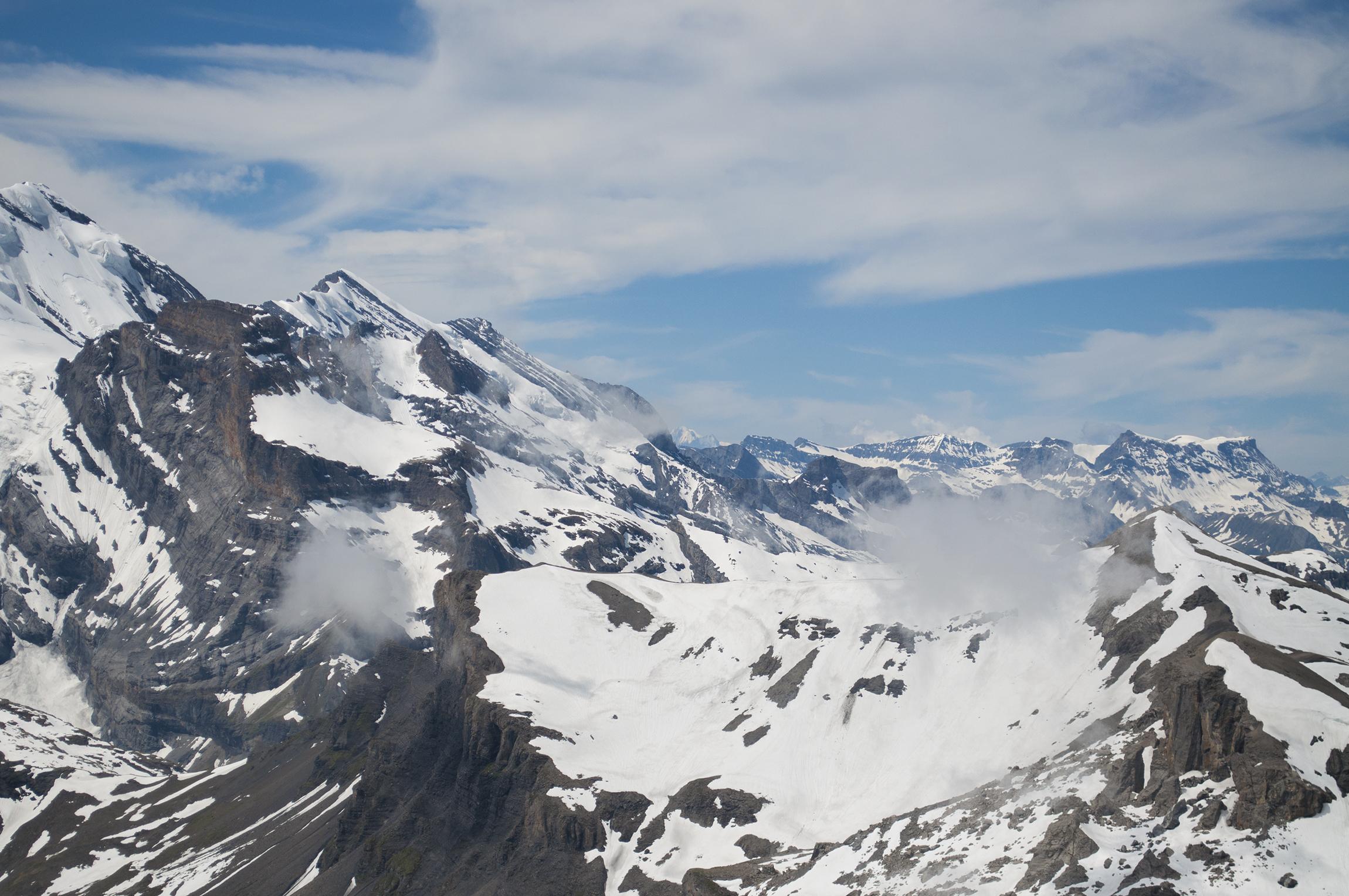 szczyt schilthorn