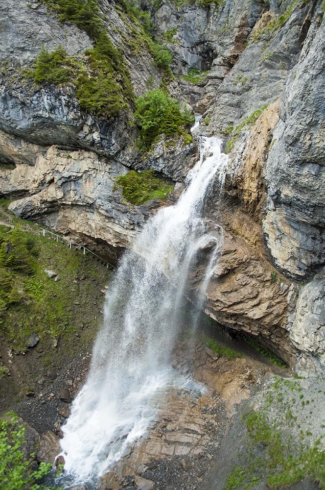 wodospad lauterbrunnen