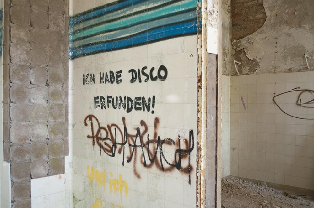 opuszczony szpital radziecki