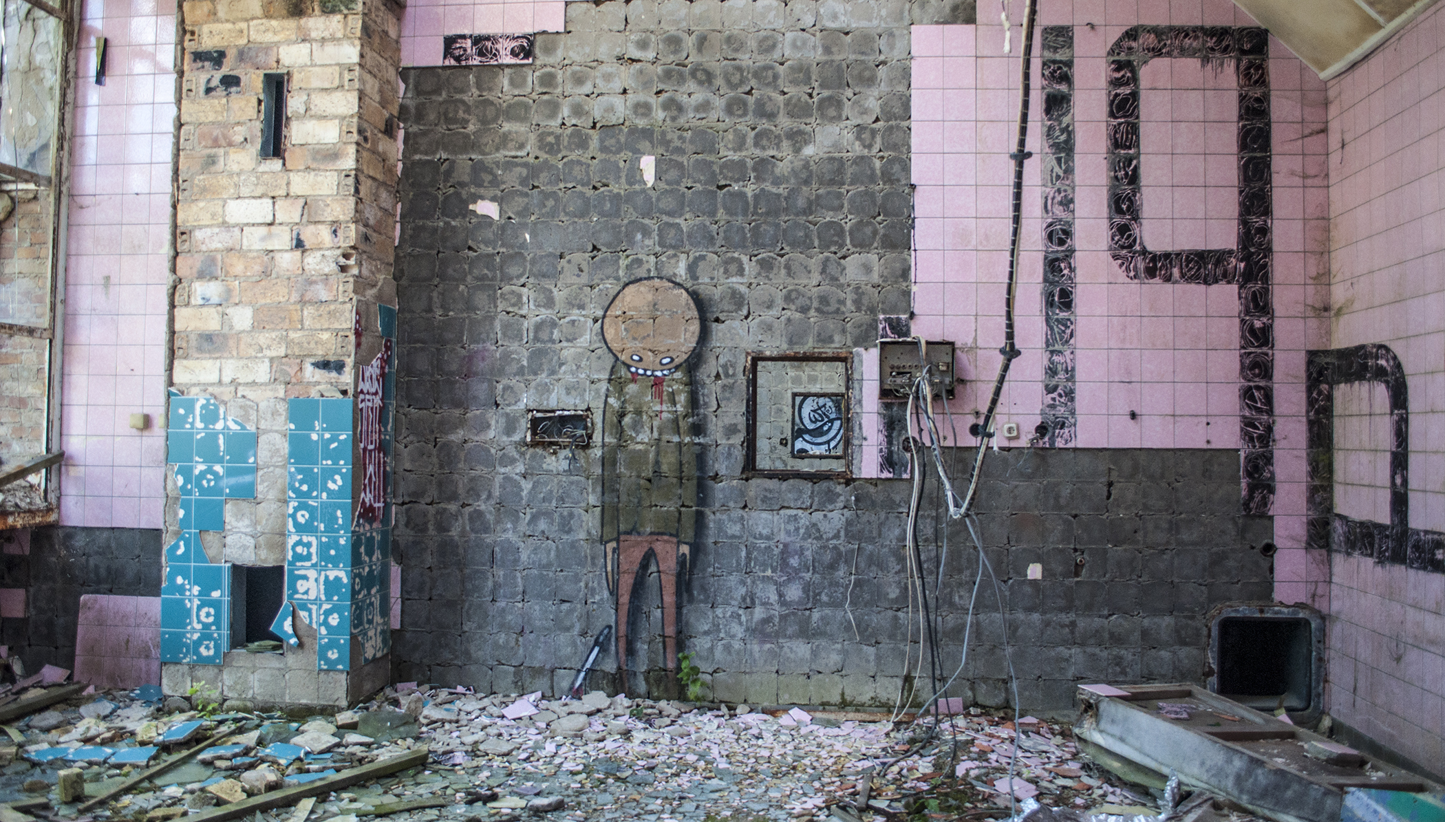 berlin opuszczone miejsca